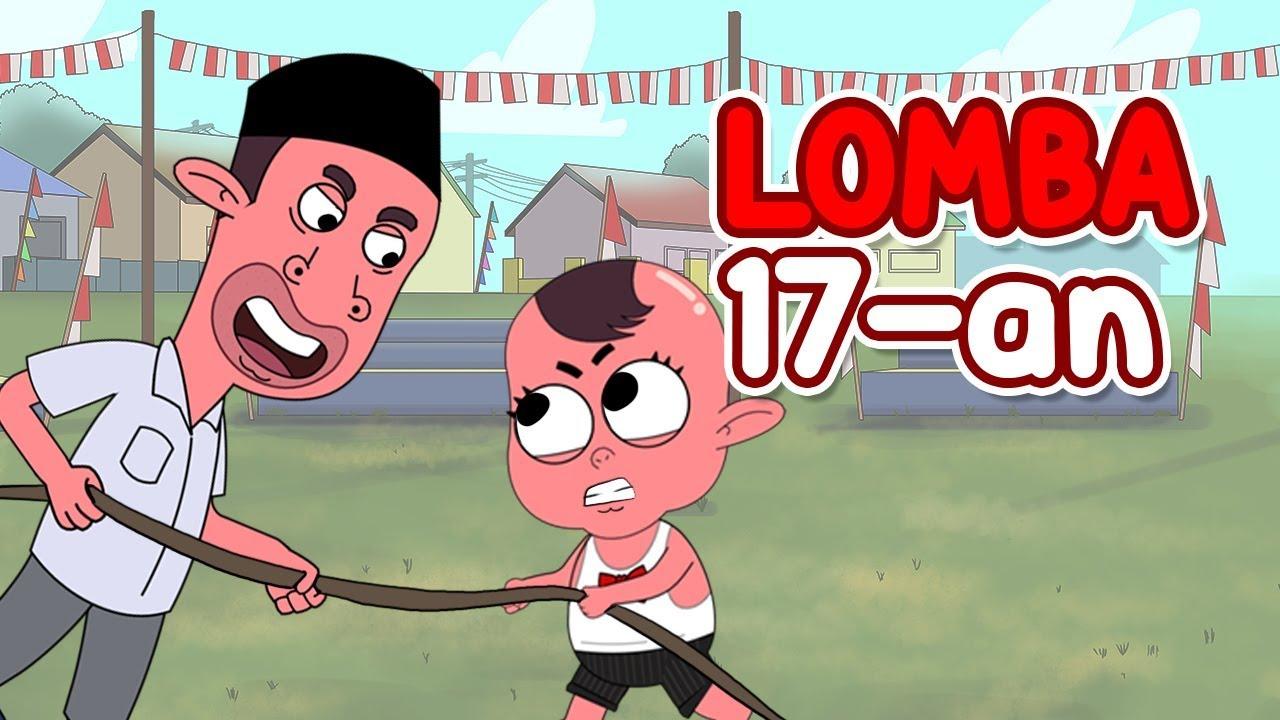 Kartun Lucu Erte Episode 6 Lomba 17 An Animasi Indonesia Terpopuler Youtube