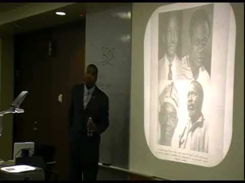 Black History Lesson - Dr. Umar Abdullah-Johnson