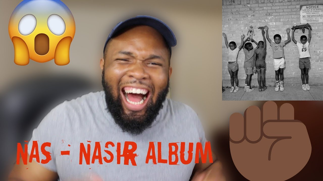 Nas - NASIR First Reaction/Review
