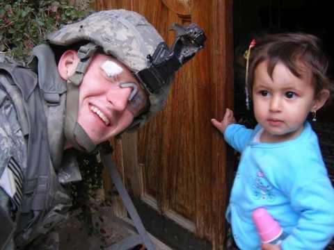Charlie Rock Blue Spaders in Baghdad 2006-08 (Part 1