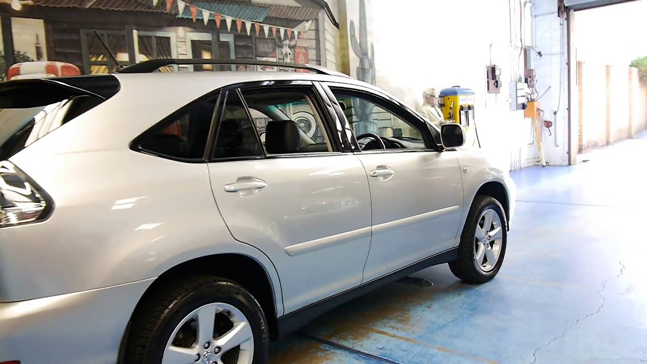 Lexus RX330 Sports Luxury 2005 128K