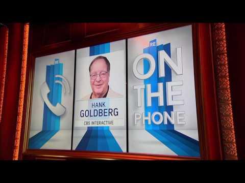 CBS Interactive Hank Goldberg on Senior Investment & Chalk Eaters - 5/22/17