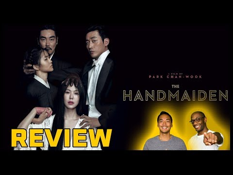 Handmaiden - Korean Movie Review