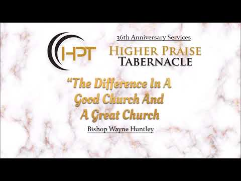The Difference In A Good Church And A Great Church | March 24, 2018 | Saturday