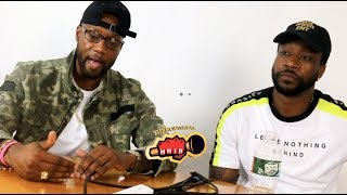 ARP & SHOTTA ON PREVENTING MATH HOFFA & SERIUS JONES FROM SETTLING THEIR DIFFERENCES OUTSIDE OF RAP