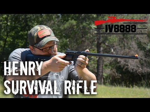 Henry AR-7 Survival Rifle
