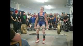 Brad Cattell, 507 deadlift, powerlifting motivatio