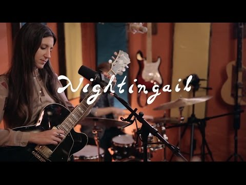 Nightingail - Green Coat (Live at Magnetic Sound)