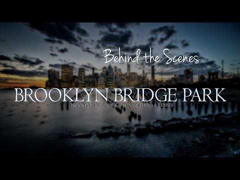Behind the Scenes: Sunset at Brooklyn Bridge Park & on Staten Island Ferry - Brooklyn, New York