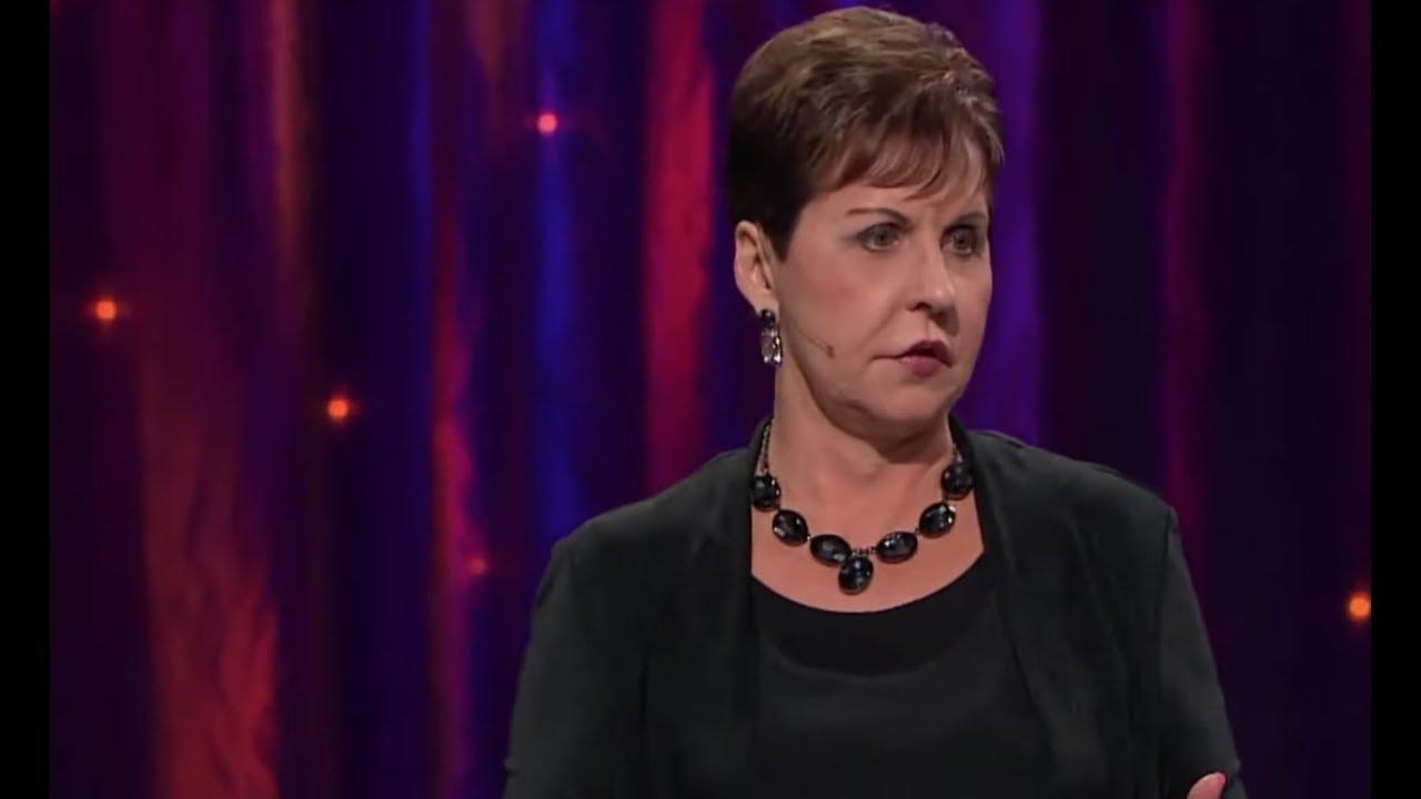 क्या आप शैतान का विरोध कर रहे है या सहायता कर रहे है 1-1 - Joyce Meyer