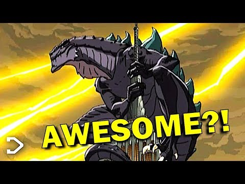 Why Was Godzilla: The Animated Series' SO GOOD?!
