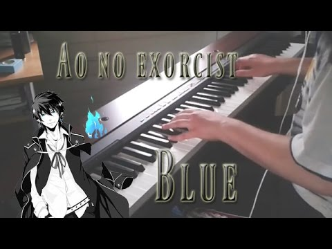 Ao no exorcist - Blue (Pianocover)