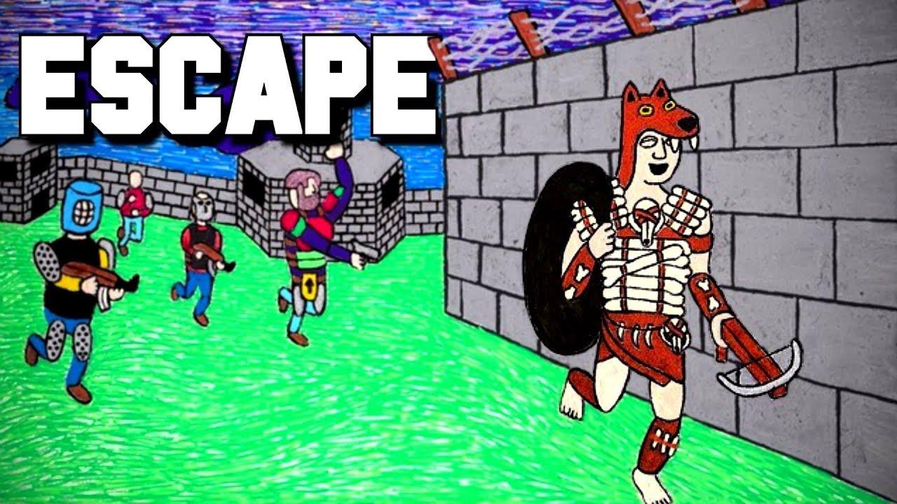The Escape Rust Part 12 Youtube