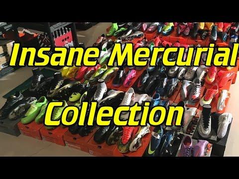 Crazy Nike Mercurial Collection - SR4U