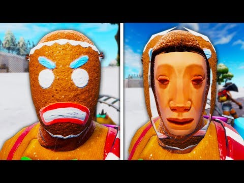 35 Fortnite MASKED Skins FACE REVEALED! (Secret Faces Unmasked) Mp3