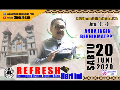 REFRESH 20 JUNI 2020 from YouTube · Duration:  16 minutes 17 seconds