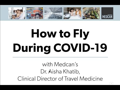 How To Fly During COVID-19