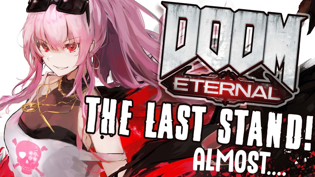 Download 【DOOM ETERNAL #08】The Last Stand... Maybe. Almost. We Are Almost Done.