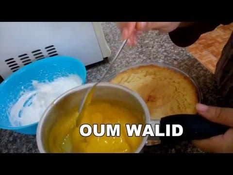 شهيوات ام وليد تارت الليمون بطريقة مبسطة