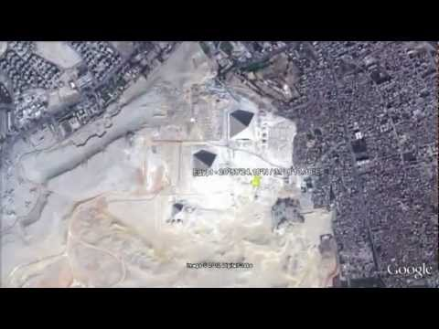 Google Earth - Pyramids all over the world!