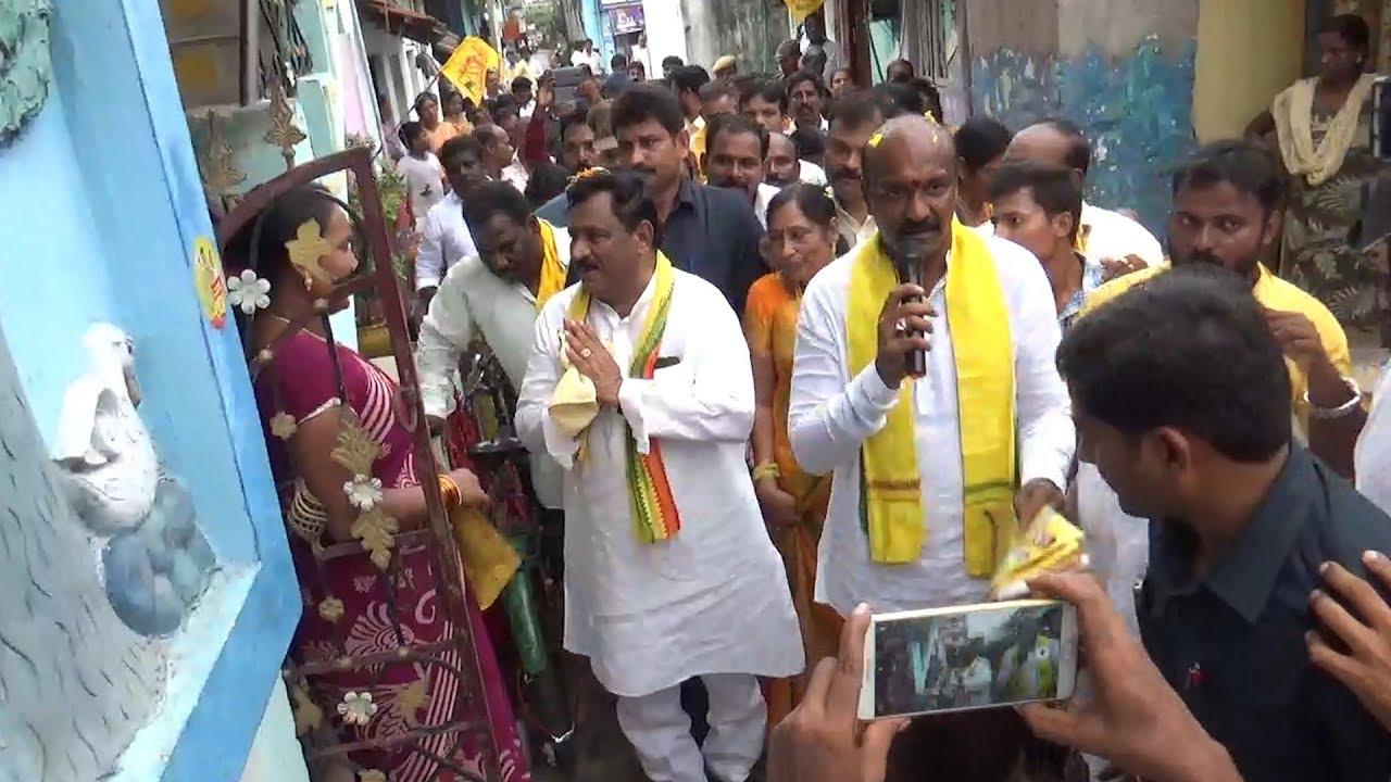 Image result for tdp door to door campaign