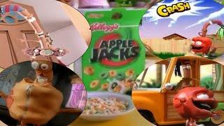 Apple Jacks Commercial Compilation Vol.1