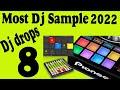 Gambar cover 8 BEST dj sound effect pack 2021 | dj drops | dj samples pack 2021 💥💥