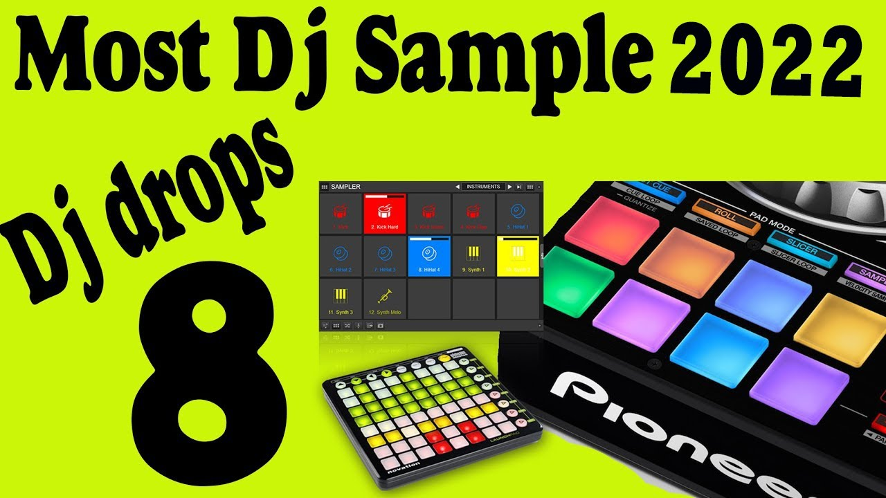 8 MOST BEST dj sound effect 2021 | dj drops 2021 | dj samples 2021 around the world