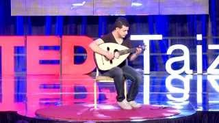 Brothers story played in oud | Mohammed Al-Hejri | TEDxTaiz 2014