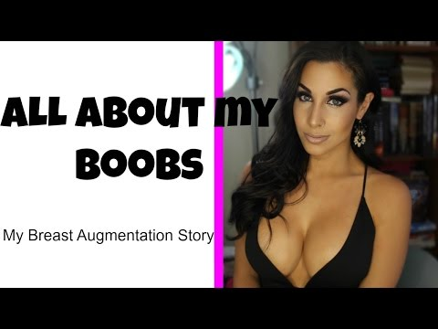 ALL About My Boobs: My Breast Augmentation Story