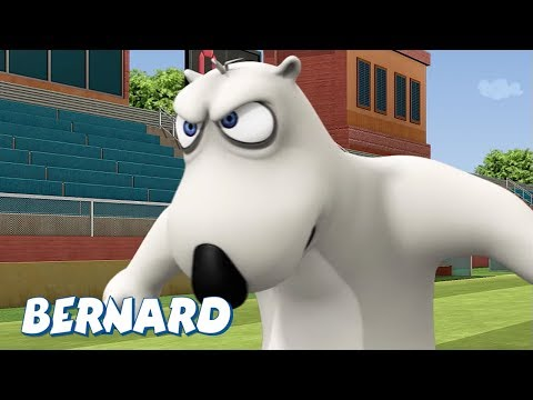 Bernard Bear | Football 2 AND MORE | Cartoons for Children
