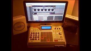 Bizzy Diesel - produção de beat com MPK49 FL Studio