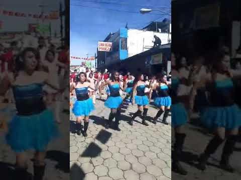 Desfile Joyabaj  11 de Agosto 2017