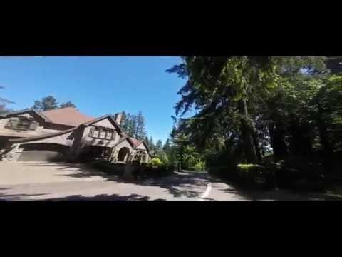 The Anti-Travel Show: Episode One - Lake Oswego, Oregon.