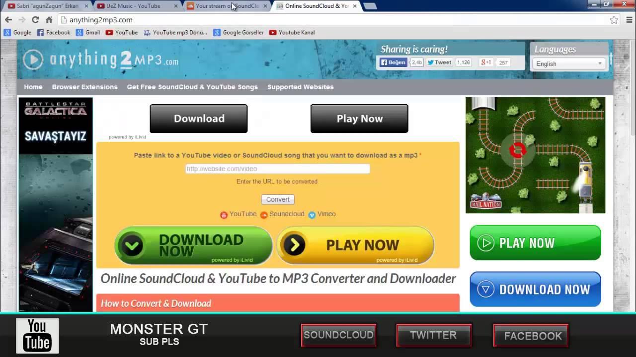download musics youtube