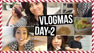 VLOGMAS DAY 2: Rebellious, Dieting, Netflix, Laundry