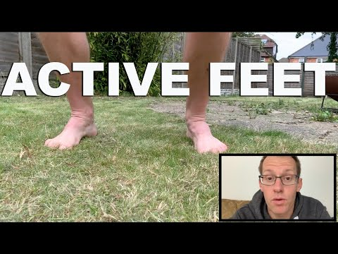 Active Feet - Fitness Tip | Raw Motion Fitness