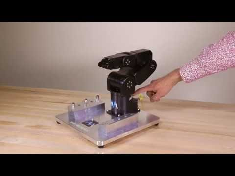 high-accuracy-small-6-axis-industrial-robot-arm