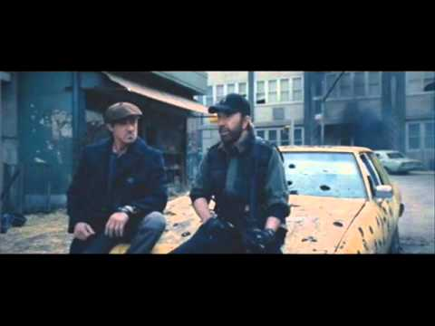The Expendables 2  -  I Just Want To Celebrate