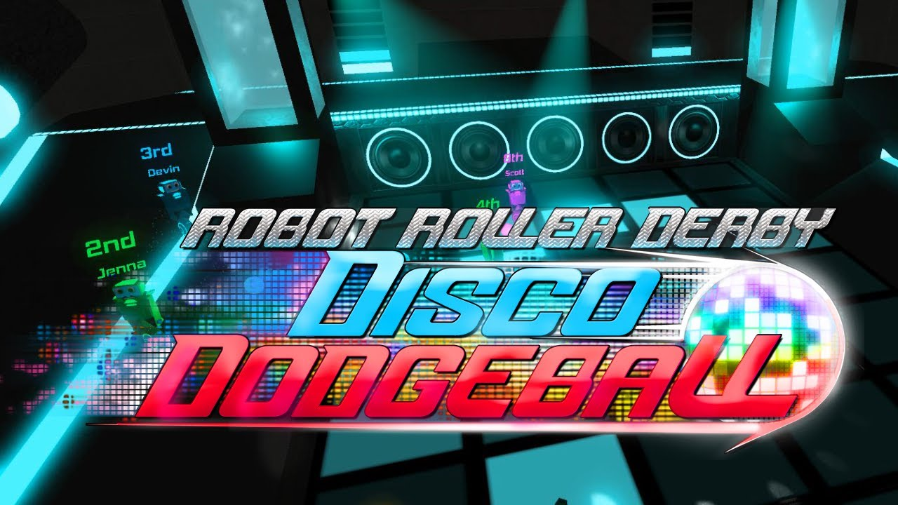 Robot Roller-Derby Disco Dodgeball: Steam Early Access Launch Trailer! - YouTube