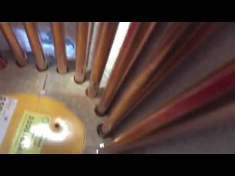 Wood Burning Pool Heater 1
