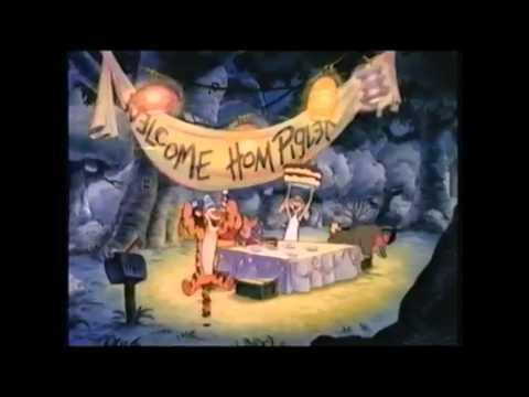 Winnie the Pooh Friendship Song Instrumental