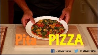 Pita Pizza on Mom's Monday Mealtime (Season 1 Episode 20)
