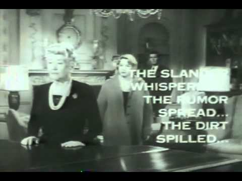 The Children's Hour (1961) Trailer