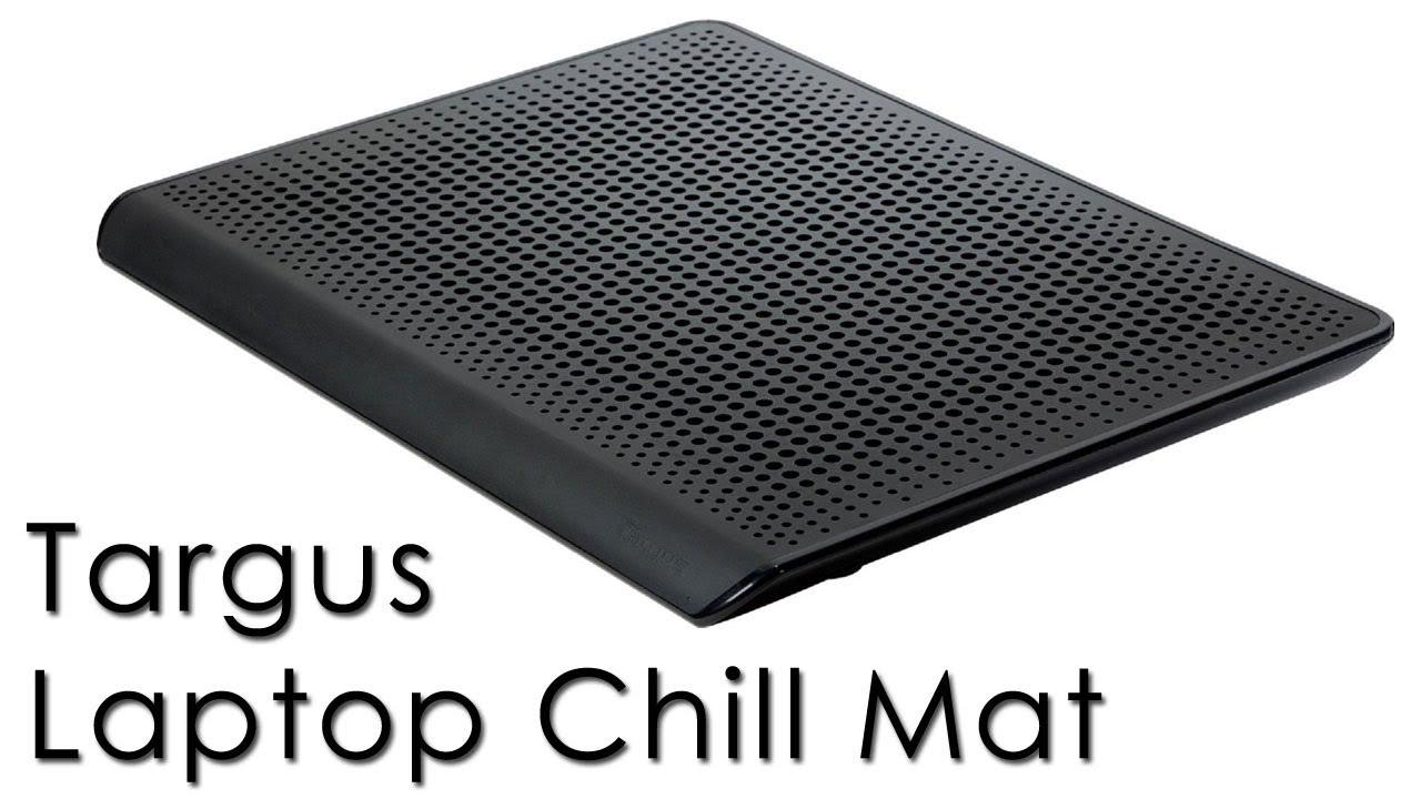 Targus Laptop Chill Mat Recenzja Review Youtube