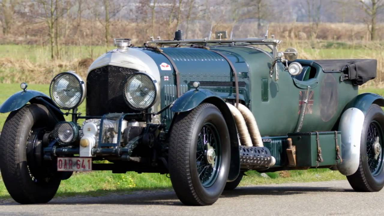 1939 Bentley 6 5 Litre Blower Special Hd Photo Video