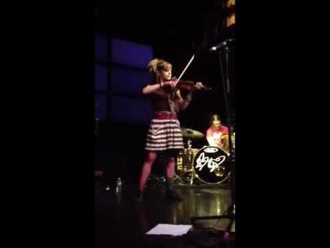 Lindsey Stirling @ Webster Hall NYC  LOTR