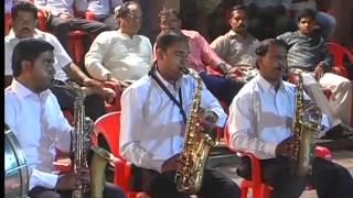ekvira aai tuzi palukhi go by Bhartiya kala circle brass band  ghansoli gaon