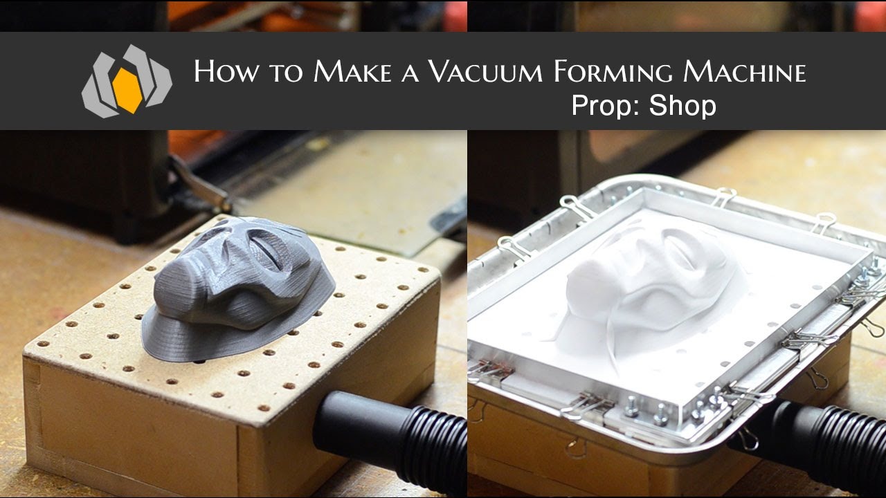 How to Build a Vacuum Former