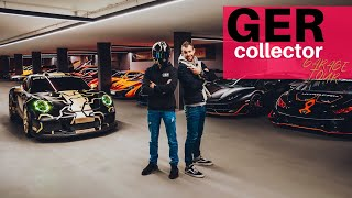 we visit GERCOLLECTOR and his dream garage / #28 The Supercar Diaries
